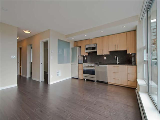 Main Photo: 403 138 W. 1st Ave. Vancouver BC Mount Pleasant, Vancouver West, False Creek South , Olympic Village, one bedroom, high-end appliances, in-suite laundry, gyms, meeting rooms, guest suites, visitor parking