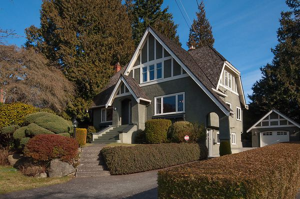 Main Photo: 5662 WALLACE ST in Vancouver: Dunbar House for sale (Vancouver West)  : MLS®# V1047442
