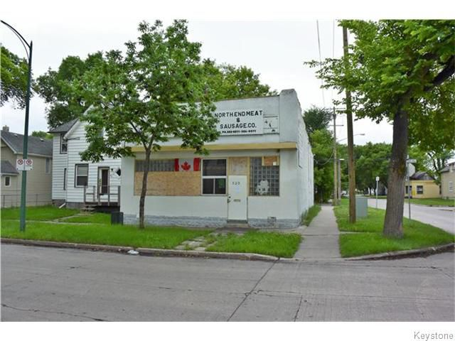 Main Photo: 526 College Avenue in Winnipeg: Residential for sale (4A)  : MLS®# 1618846
