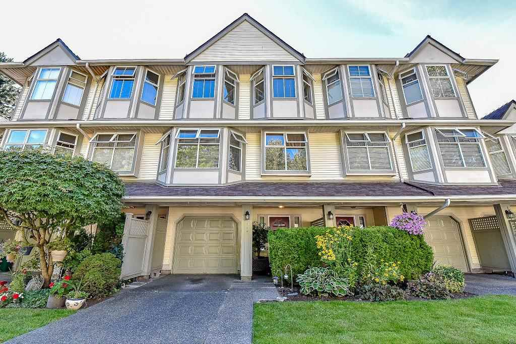 "Main Photo: 128 8060 121A Street in Surrey: Queen Mary Park Surrey Townhouse for sale in ""Hadley Green"" : MLS®# R2100161"