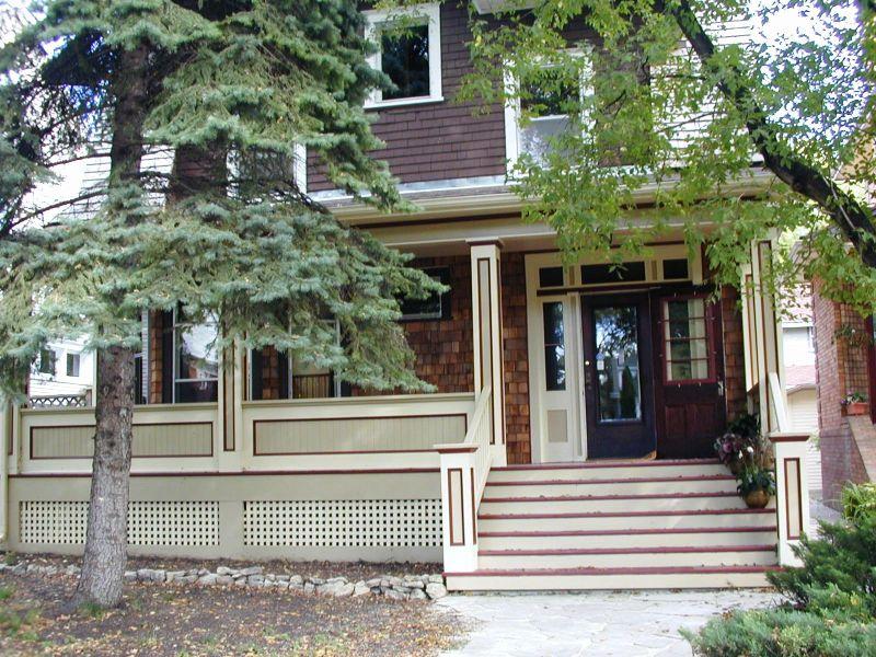 Main Photo: 213 Ethelbert Street/ Wolseley in Winnipeg: West End / Wolseley House/Single Family for sale (Wolseley)  : MLS®# 2515049