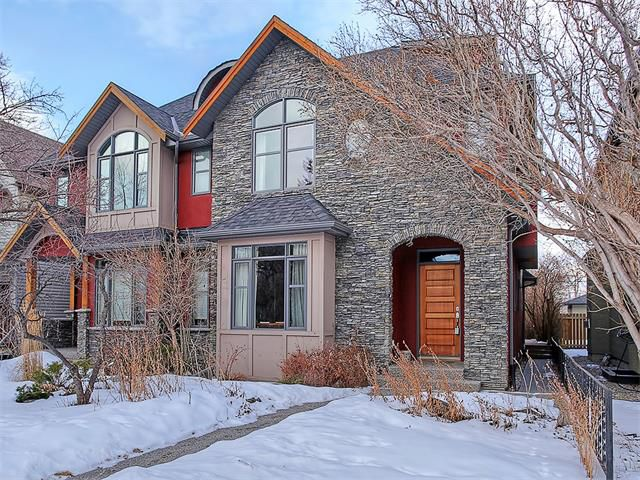 Main Photo: 2227 3 Avenue NW in Calgary: West Hillhurst House for sale : MLS®# C4102741