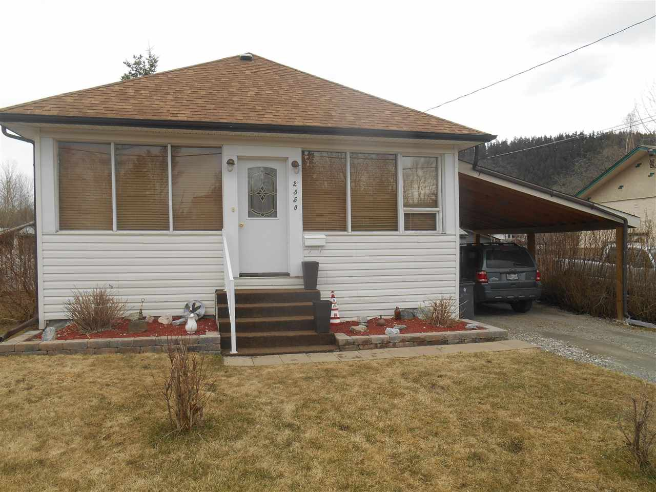 Main Photo: 2350 ROYAL Crescent in Prince George: South Fort George House for sale (PG City Central (Zone 72))  : MLS®# R2155610