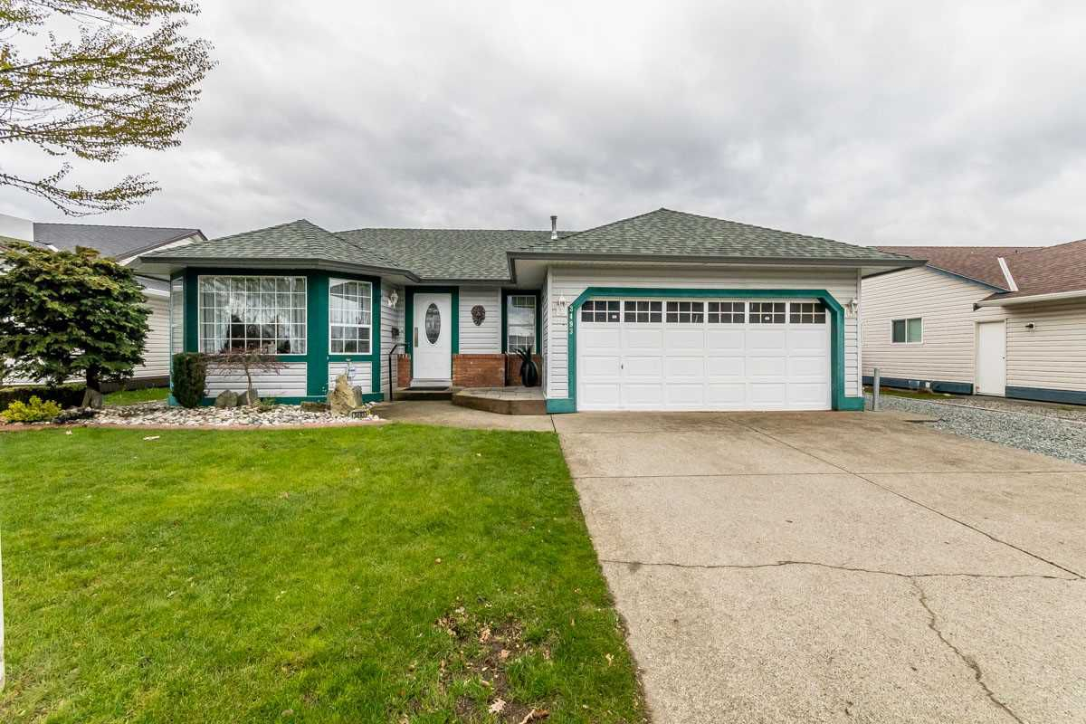 Main Photo: 3493 TRETHEWEY Street in Abbotsford: Abbotsford West House for sale : MLS®# R2156237