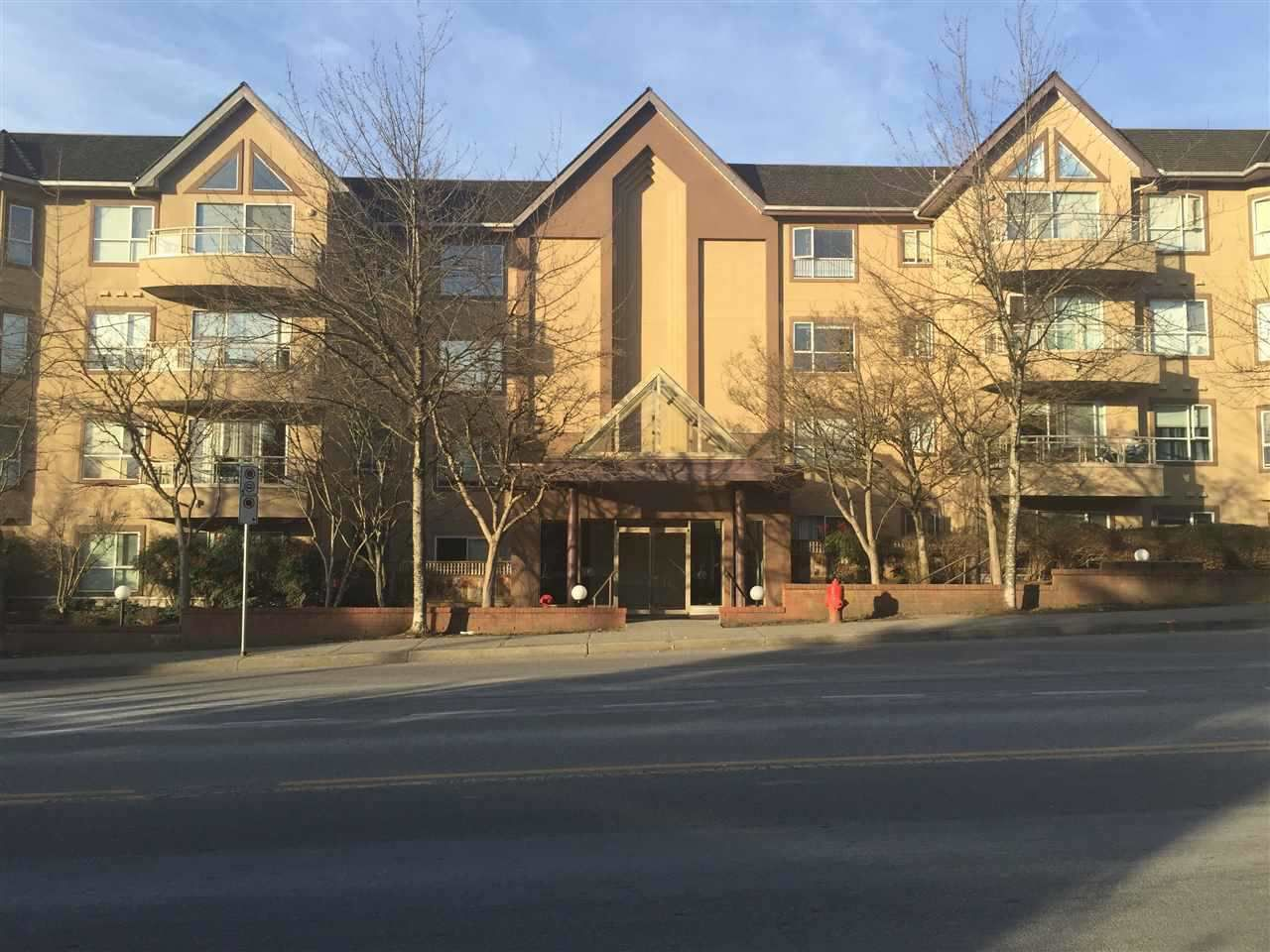 Main Photo: 107 2285 PITT RIVER Road in Port Coquitlam: Central Pt Coquitlam Condo for sale : MLS®# R2170957