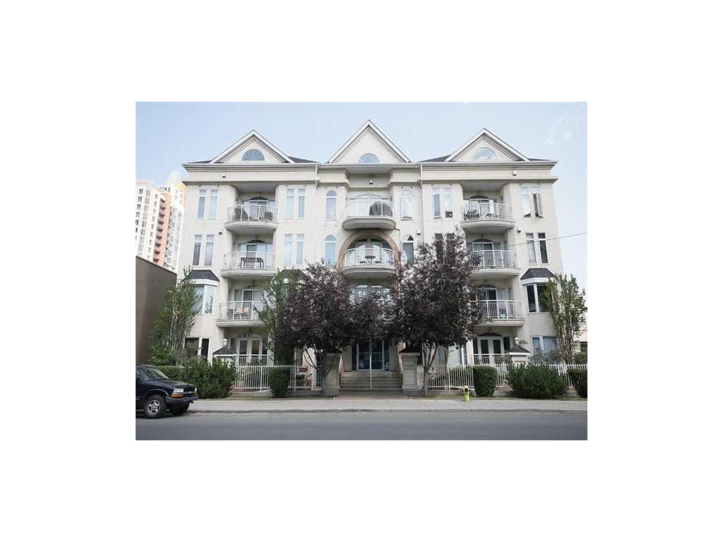 Main Photo: 405 1026 12 Avenue SW in Calgary: Beltline Condo for sale : MLS®# C3629008
