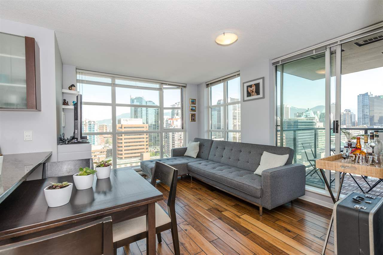 "Main Photo: 2202 1155 SEYMOUR Street in Vancouver: Downtown VW Condo for sale in ""BRAVA"" (Vancouver West)  : MLS®# R2171457"