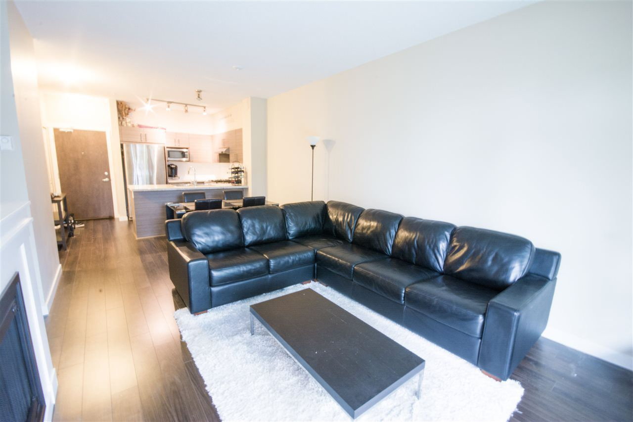 "Main Photo: 303 1153 KENSAL Place in Coquitlam: New Horizons Condo for sale in ""Roycroft by Polygon"" : MLS®# R2180042"