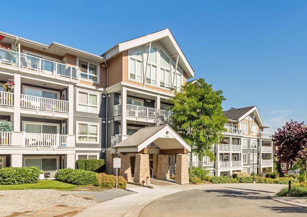 "Main Photo: 508 6460 194 Street in Surrey: Clayton Condo for sale in ""WATERSTONE"" (Cloverdale)  : MLS®# R2185737"