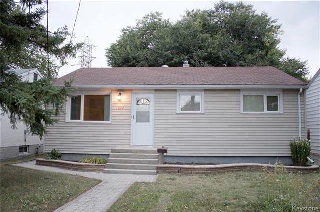 Main Photo: 1200 Parker Avenue in Winnipeg: West Fort Garry Residential for sale (1Jw)  : MLS®# 1724622