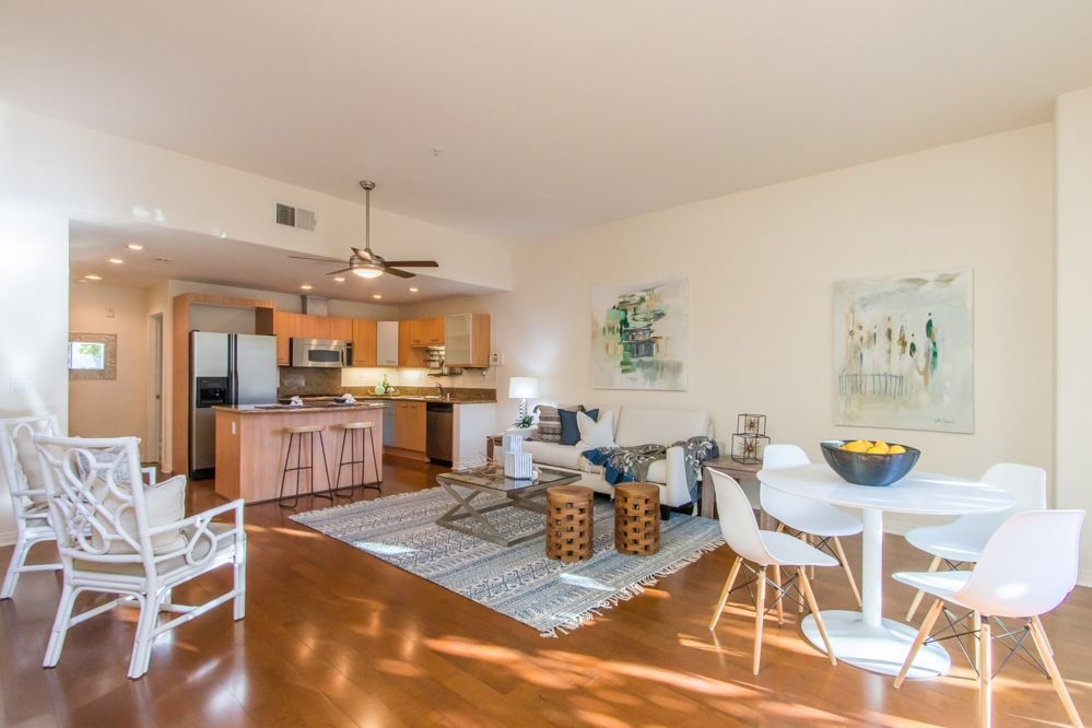 Main Photo: HILLCREST Townhome for sale : 3 bedrooms : 4067 1ST AVENUE in San Diego