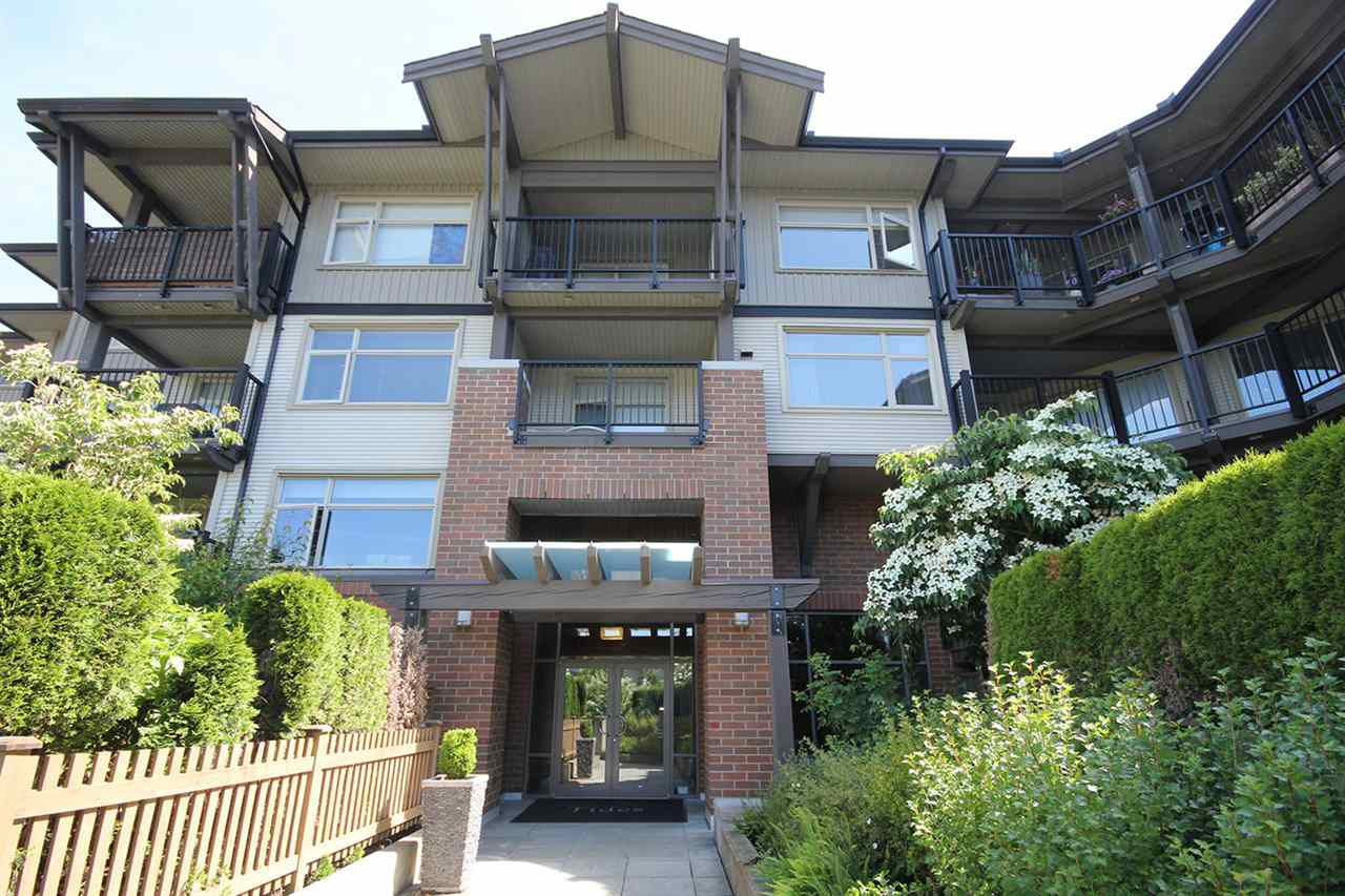 Main Photo: 411 400 KLAHANIE DRIVE in : Port Moody Centre Condo for sale : MLS®# R2075089