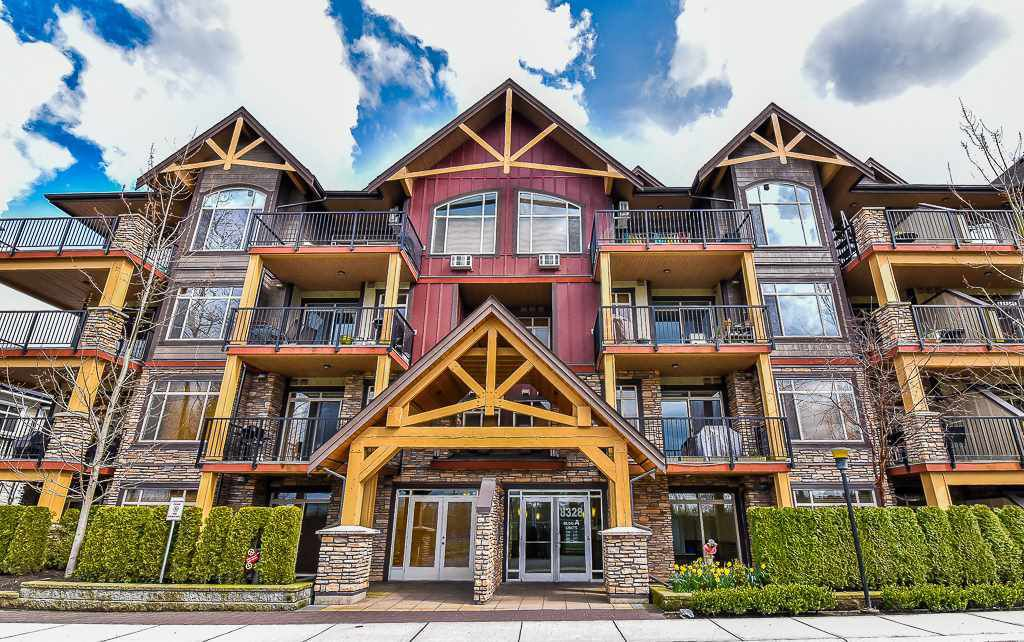 Main Photo: 108 8328 207A STREET in Langley: Willoughby Heights Condo for sale : MLS®# R2162280