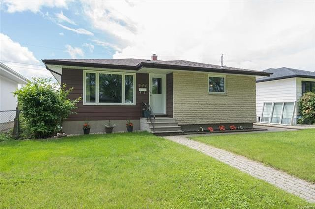 Main Photo: 544 Regent Avenue East in Winnipeg: East Transcona Residential for sale (3M)  : MLS®# 1813778