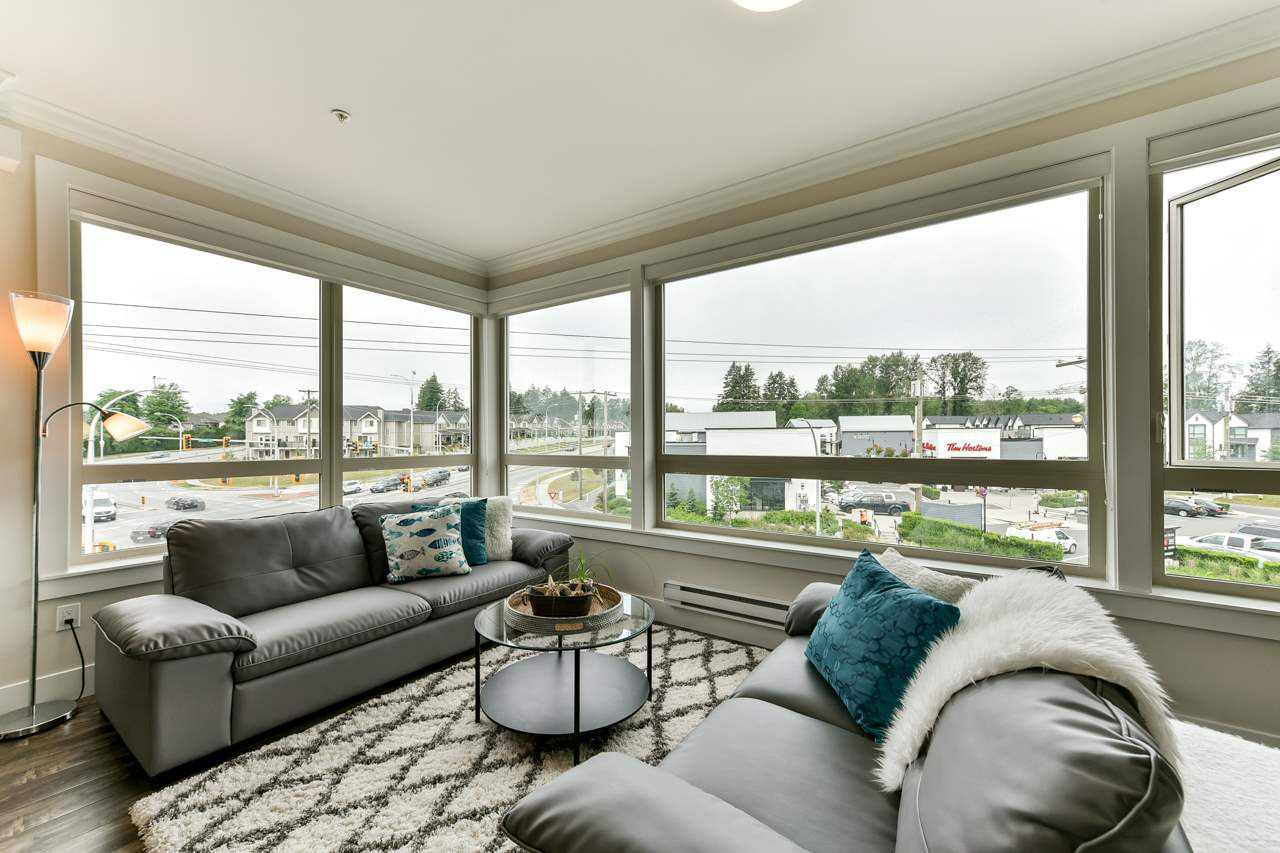 """Main Photo: 411 19228 64 Avenue in Surrey: Clayton Condo for sale in """"FOCAL POINT"""" (Cloverdale)  : MLS®# R2279932"""