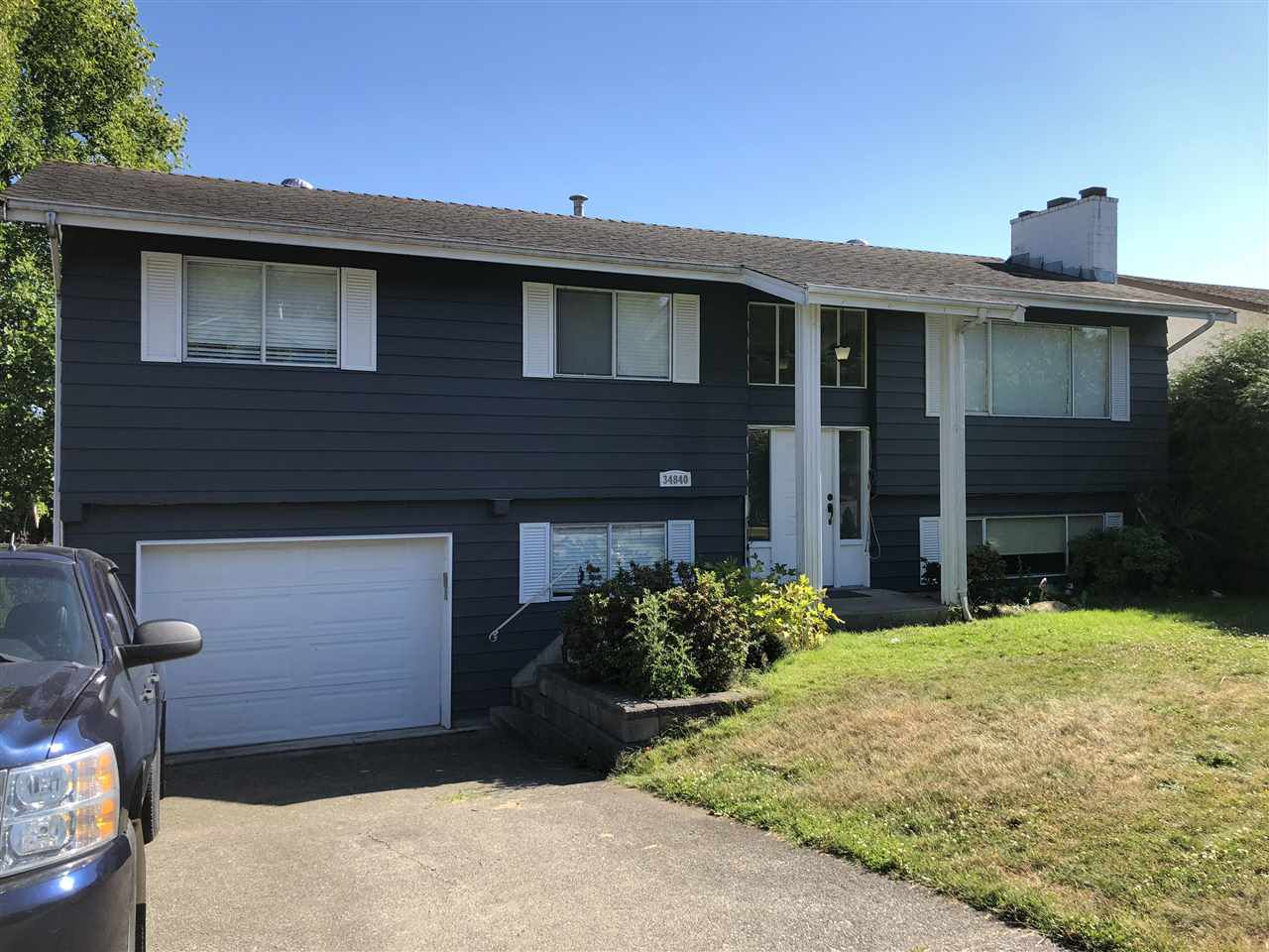 Main Photo: 34840 MCLEOD Avenue in Abbotsford: Abbotsford East House for sale : MLS®# R2285551