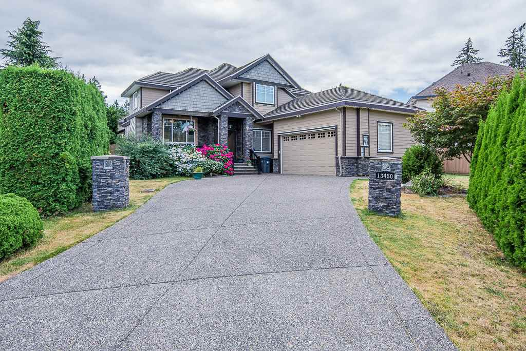 Main Photo: 13450 59 Avenue in Surrey: Panorama Ridge House for sale : MLS®# R2295036