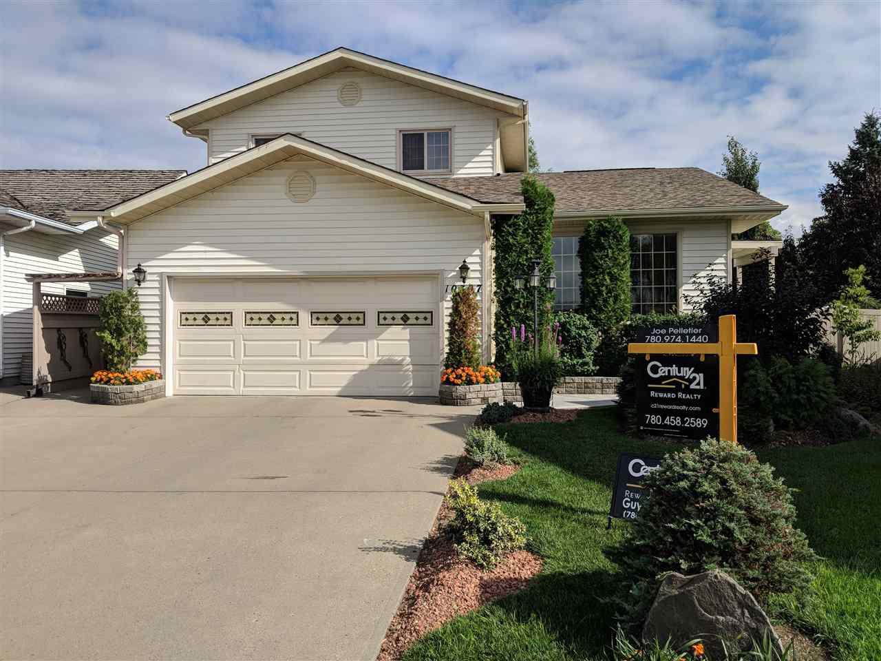 Main Photo: 10307 154 Avenue in Edmonton: Zone 27 House for sale : MLS®# E4125831