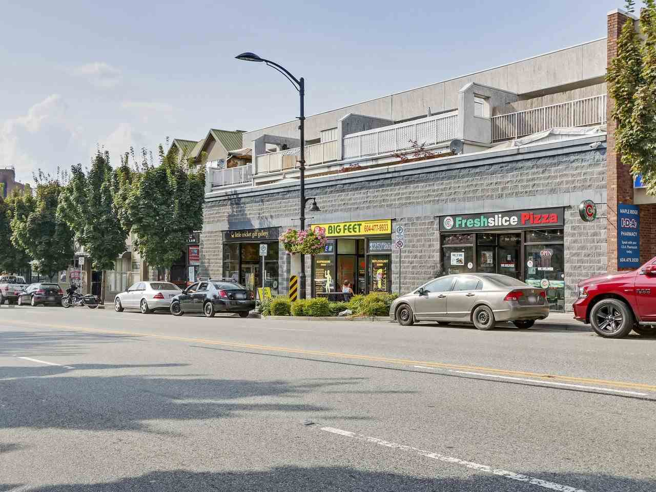 Main Photo: 204 22347 LOUGHEED Highway in Maple Ridge: West Central Condo for sale : MLS®# R2300971