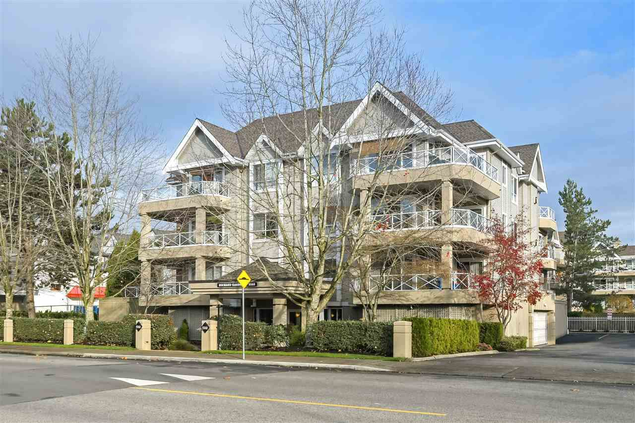 "Main Photo: 202 5568 201A Street in Langley: Langley City Condo for sale in ""MICHAUD GARDENS"" : MLS®# R2323236"