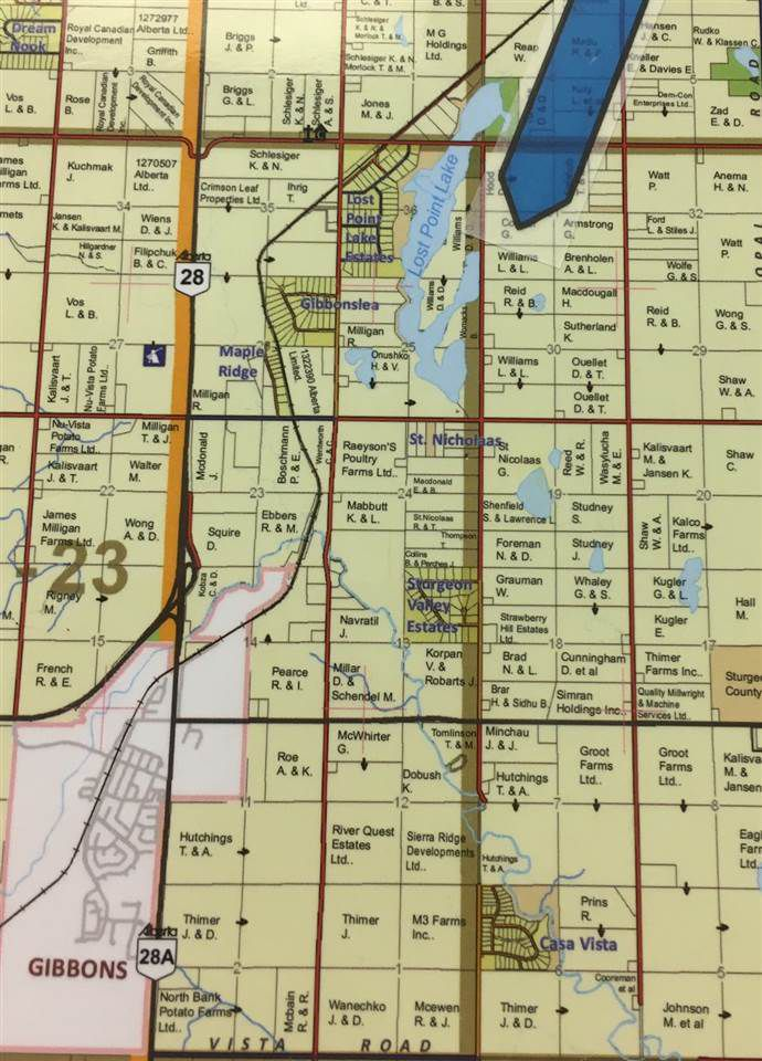 Main Photo: RR 230 & Twp564 4-22-56-31-SW: Rural Sturgeon County Rural Land/Vacant Lot for sale : MLS®# E4147750
