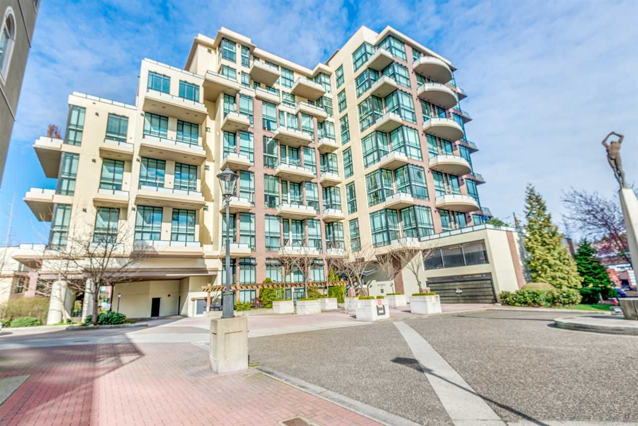 "Main Photo: 429 10 RENAISSANCE Square in New Westminster: Quay Condo for sale in ""Murano Lofts by Aragon"" : MLS®# R2357419"