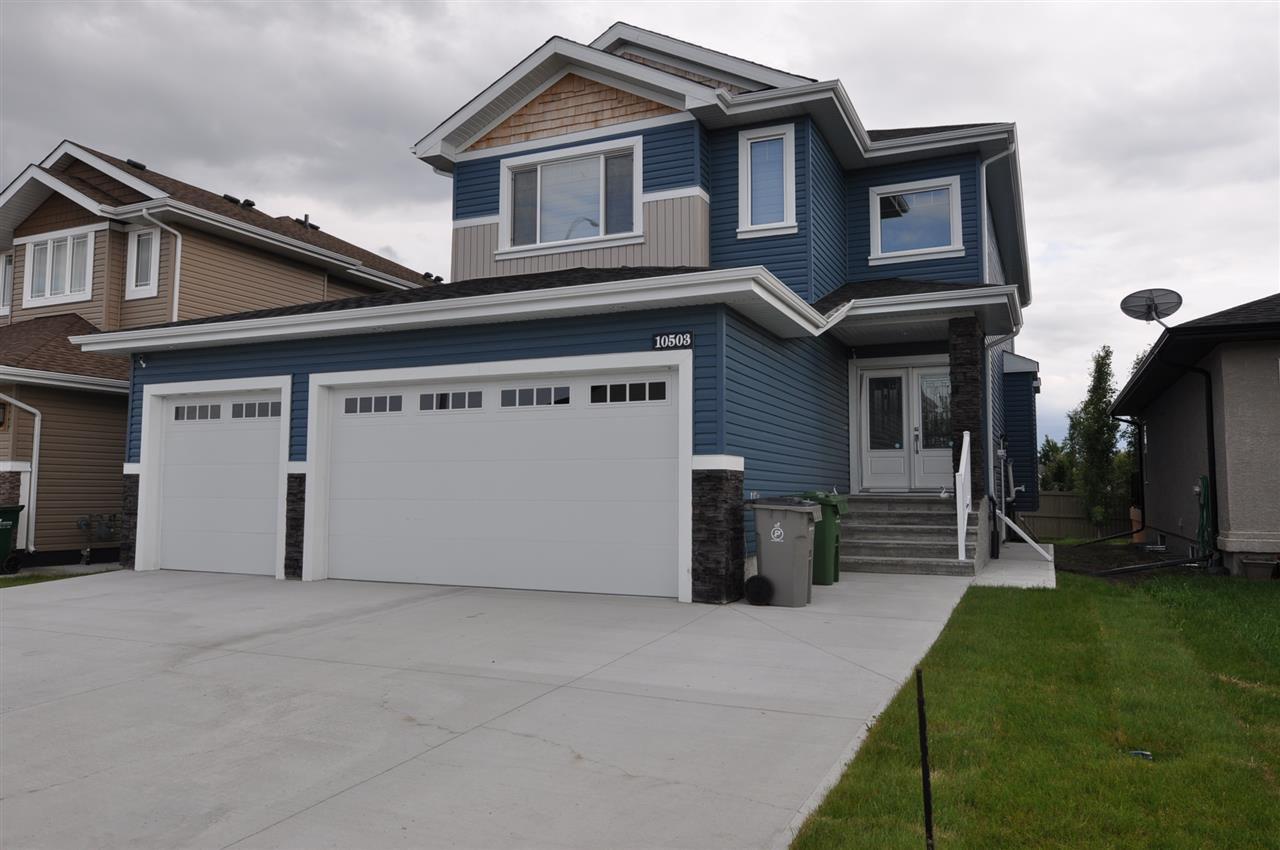 Main Photo: 10503 106 Avenue: Morinville House for sale : MLS®# E4152115