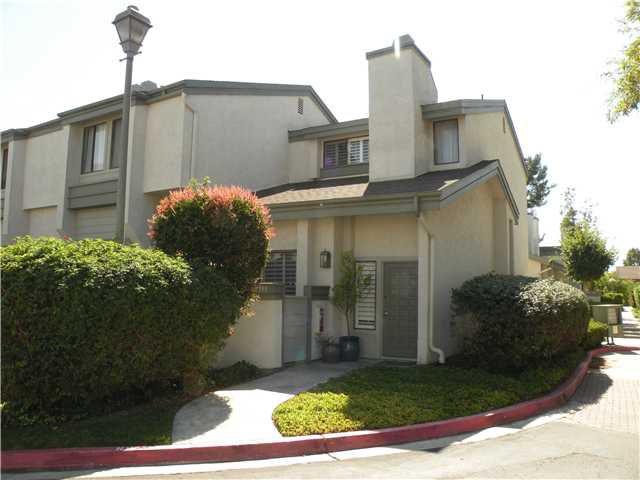 Main Photo: LA JOLLA Townhome for sale : 3 bedrooms : 3283 Caminito Eastbluff #193