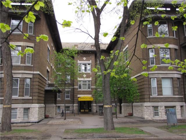 Main Photo: 778 McMillan Avenue in WINNIPEG: Fort Rouge / Crescentwood / Riverview Condominium for sale (South Winnipeg)  : MLS®# 1121100
