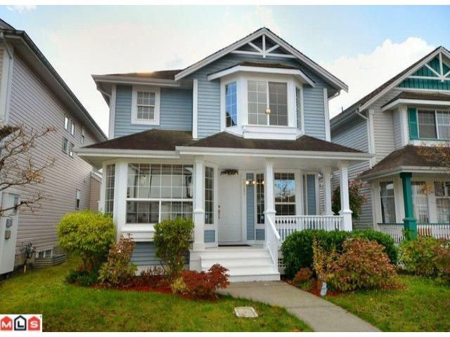 "Main Photo: 18588 64A Avenue in Surrey: Cloverdale BC House for sale in ""CLOVER VALLEY BY PARKLANE HOMES"" (Cloverdale)  : MLS®# F1201702"