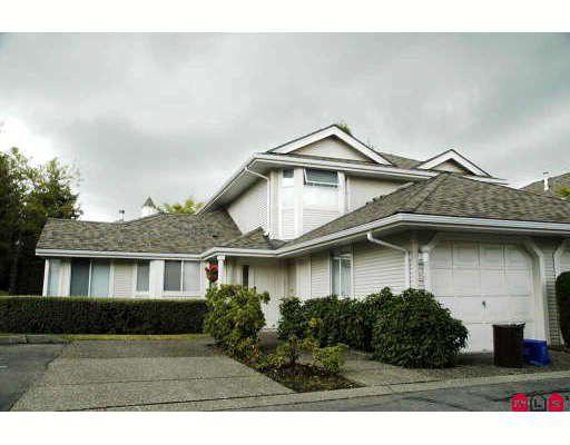 Main Photo: 25 9045 Walnut Grove Drive in Langley: Walnut Grove Townhouse for sale : MLS®# F2914522
