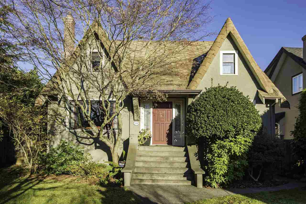 Main Photo: 3391 W 32ND Avenue in Vancouver: Dunbar House for sale (Vancouver West)  : MLS®# R2019604