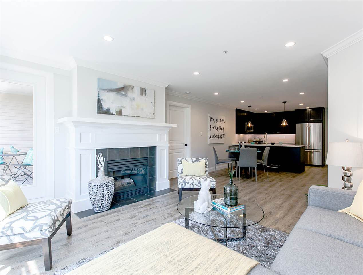 """Main Photo: 103 1140 STRATHAVEN Drive in North Vancouver: Northlands Condo for sale in """"Strathaven"""" : MLS®# R2064692"""