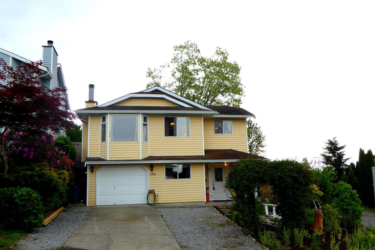 Main Photo: 11386 HARRISON Street in Maple Ridge: East Central House for sale : MLS®# R2068145