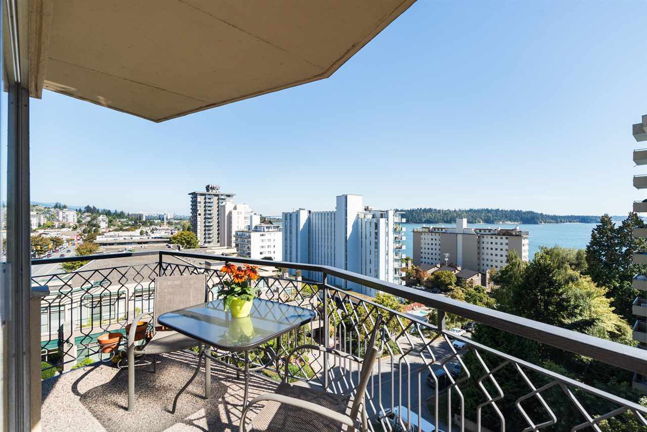 """Main Photo: 702 1930 MARINE Drive in West Vancouver: Ambleside Condo for sale in """"PARK MARINE"""" : MLS®# R2101617"""