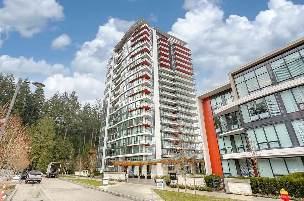 Main Photo: 709 5628 BIRNEY Avenue in Vancouver: University VW Condo for sale (Vancouver West)  : MLS®# R2142592