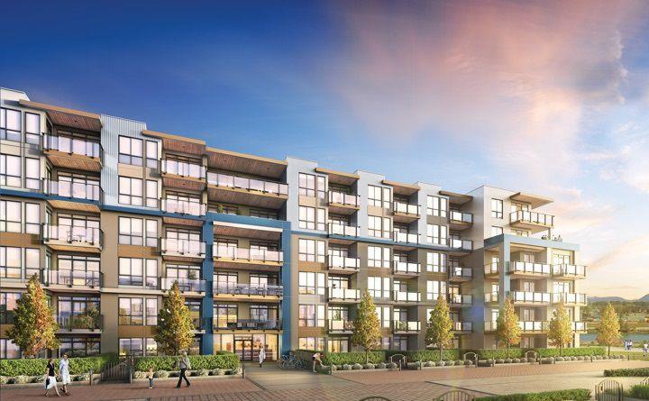 """Main Photo: 407 10177 RIVER Drive in Richmond: Bridgeport RI Condo for sale in """"Parc Riviera - Monaco"""" : MLS®# R2144664"""