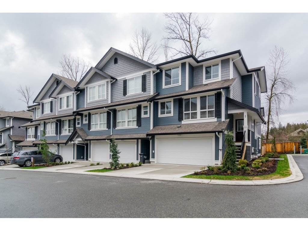 """Main Photo: 49 7157 210 Street in Langley: Willoughby Heights Townhouse for sale in """"Alder"""" : MLS®# R2148140"""