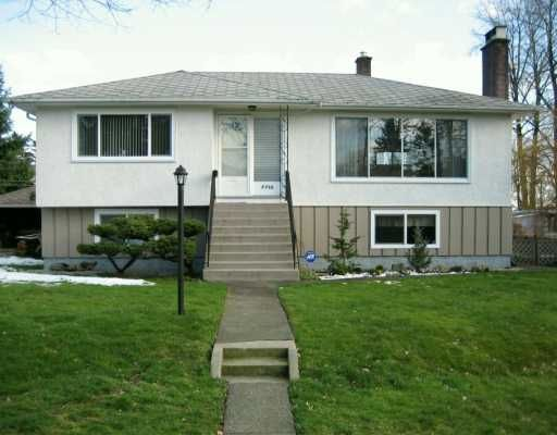 "Main Photo: 8522 KARRMAN Avenue in Burnaby: The Crest House for sale in ""THE CREST"" (Burnaby East)  : MLS®# R2150731"