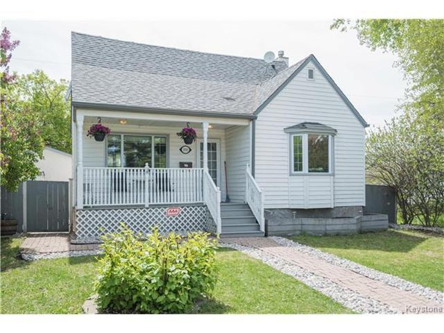Main Photo: 1095 Parker Avenue in Winnipeg: West Fort Garry Residential for sale (1Jw)  : MLS®# 1712785