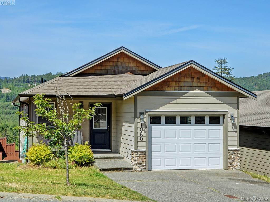 Main Photo: 1080 Fitzgerald Road in SHAWNIGAN LAKE: ML Shawnigan Lake Single Family Detached for sale (Malahat & Area)  : MLS®# 379162