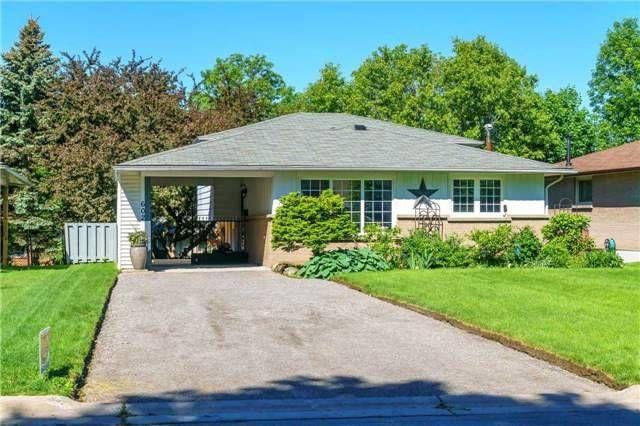 Main Photo: 602 Pinewood Street in Oshawa: O'Neill House (Backsplit 4) for sale : MLS®# E3845986