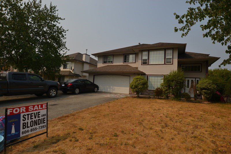 """Main Photo: 2797 BLACKHAM Drive in Abbotsford: Abbotsford East House for sale in """"McMillan Area"""" : MLS®# R2195091"""