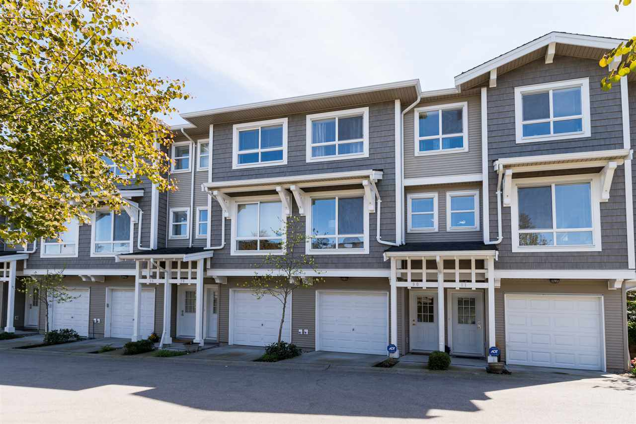 Main Photo: 80 2729 158 Street in Surrey: Grandview Surrey Townhouse for sale (South Surrey White Rock)  : MLS®# R2206140