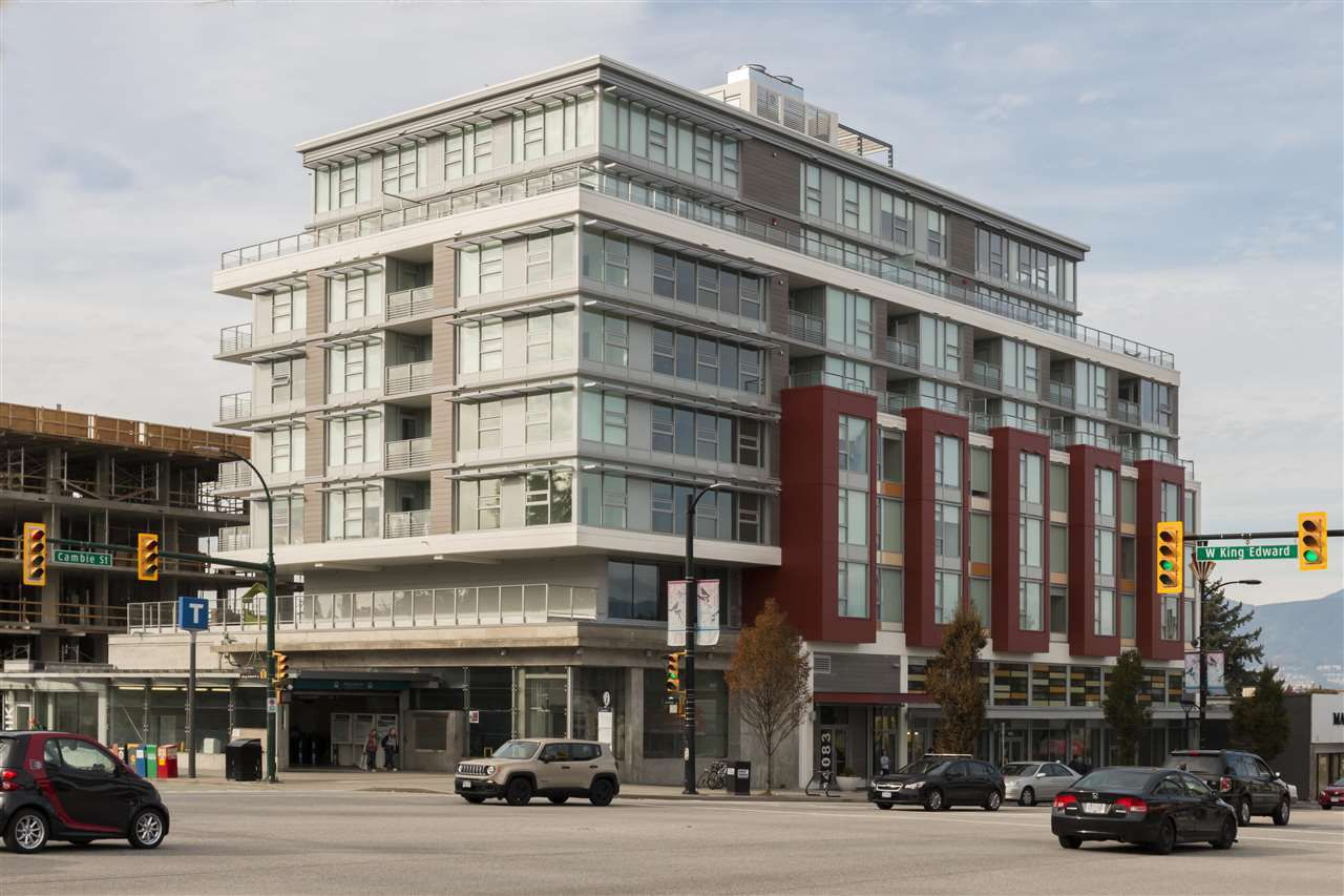 "Main Photo: 601 4083 CAMBIE Street in Vancouver: Cambie Condo for sale in ""CAMBIE STAR"" (Vancouver West)  : MLS®# R2212430"