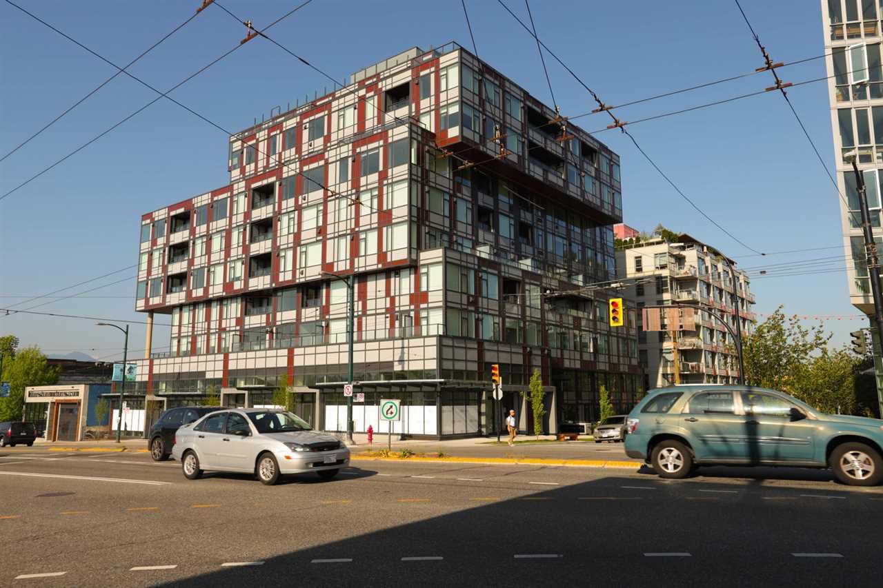 "Main Photo: 412 209 E 7TH Avenue in Vancouver: Mount Pleasant VE Condo for sale in ""ELLSWORTH"" (Vancouver East)  : MLS®# R2270624"