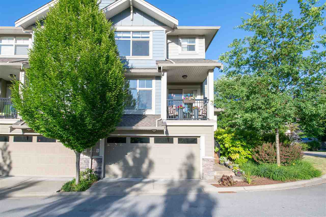 """Main Photo: 28 22225 50 Avenue in Langley: Murrayville Townhouse for sale in """"Murray's Landing"""" : MLS®# R2274333"""