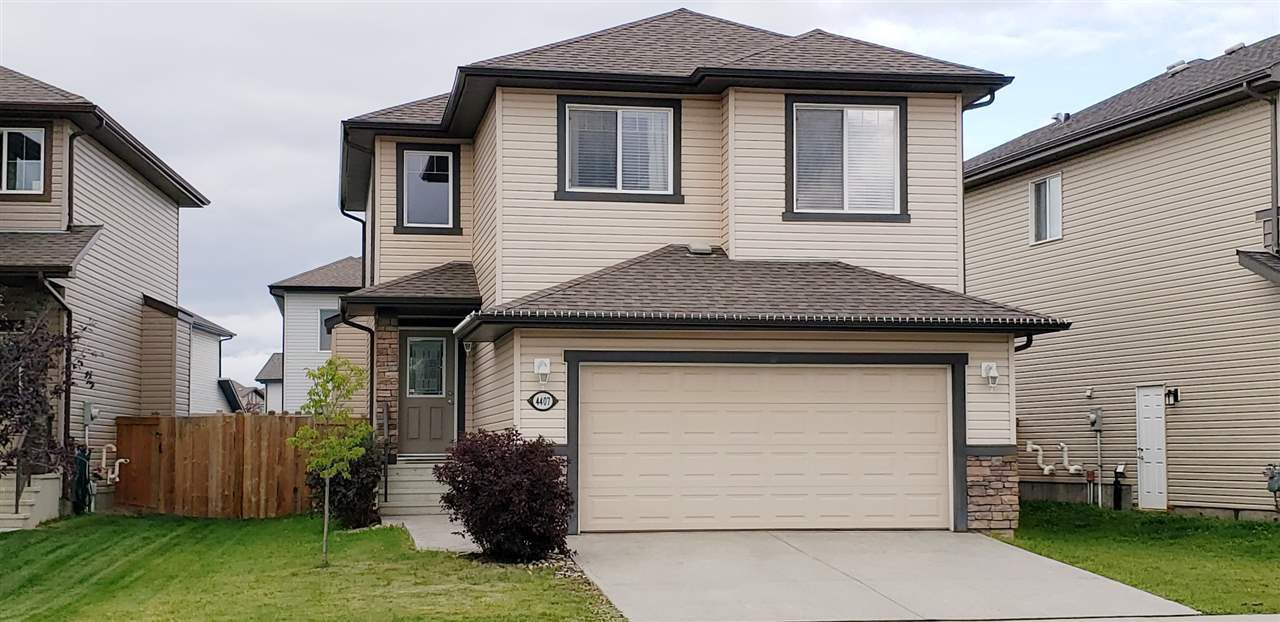 Main Photo: 4407 204 Street in Edmonton: Zone 58 House for sale : MLS®# E4128372