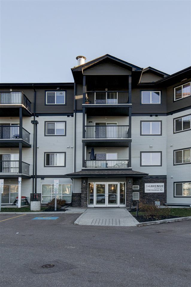 Main Photo: 245 1196 HYNDMAN Road in Edmonton: Zone 35 Condo for sale : MLS®# E4140003