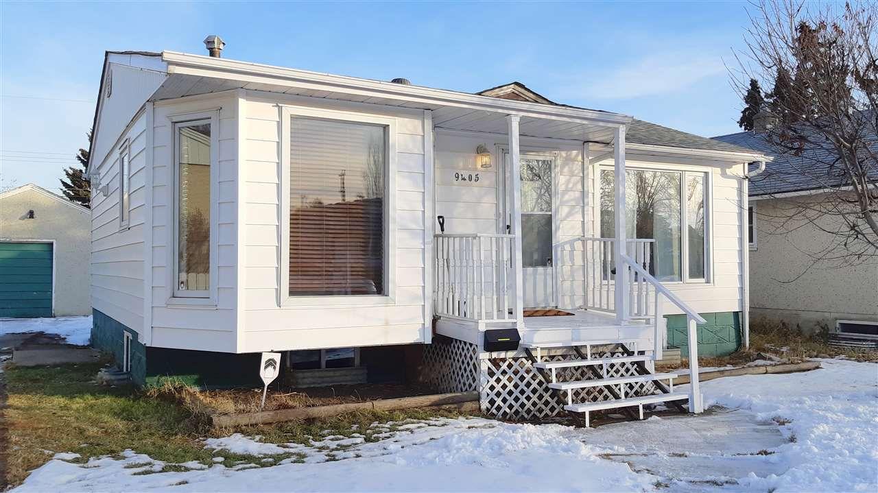 Main Photo: 9405 153 Street in Edmonton: Zone 22 House for sale : MLS®# E4140067